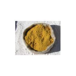 Terre jaune