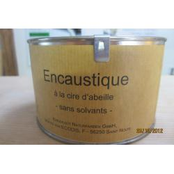 Encaustique à cire incolore 1L